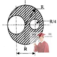 МР40, Рис. 9.3 - Определить положение центра масс диска