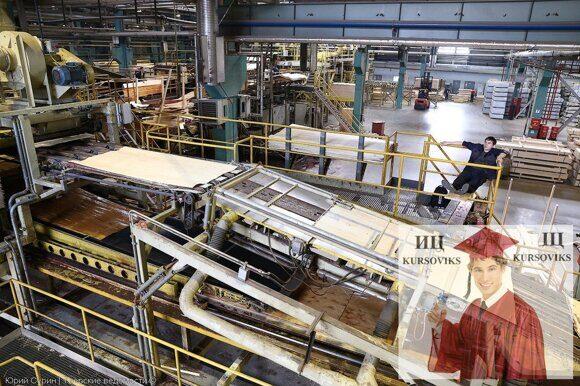 лісопильне-виробництво