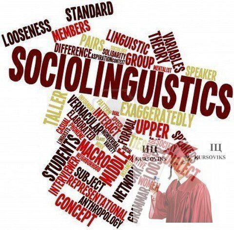 Соціолінгвістика