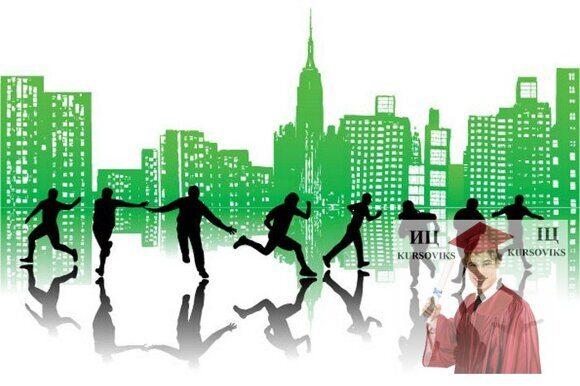 міське-населення