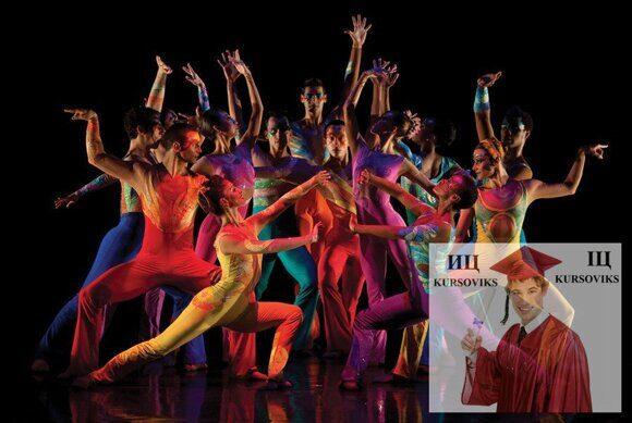 балетмейстерська-творчість