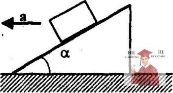 МР37, Рис. 6.7 - Призма массой m1 на горизонтальной поверхности
