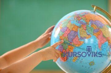 вивчення географії